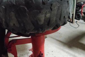 ATV Tire Changer