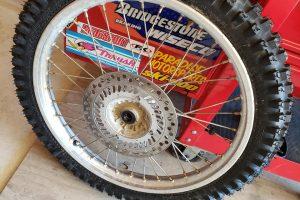 Bike Tire Repairs - Replacement
