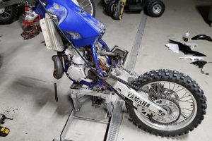 Blue-White Dirt Bike2