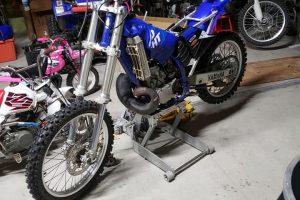 Blue-White Dirt Bike3