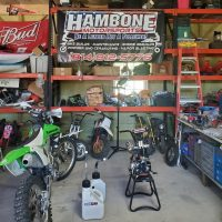 Dirtbike and atv shop