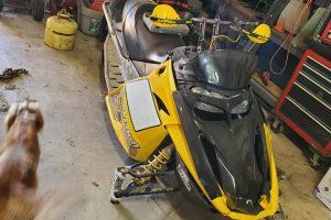 Snowmobile Repair